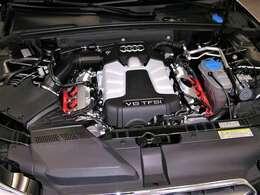 綺麗なエンジンルームです。高回転までしっかり吹け上がり、アイドリングも一定となっております。非常に良好です!■走行管理システムチェック済みです!(V6スーチャーエンジン!)