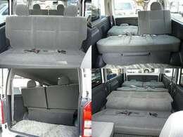 8人乗車両本体価格248万円 8人乗りのイメージ写真です。フルフラットシートはファミリーに人気。公式Youtube動画 https://youtu.be/zWEaA0Ws3Js