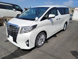 トヨタ アルファード 2.5 X 1オーナー/禁煙・土禁車/アルパインBIG X10