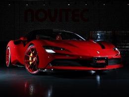 フェラーリ SF90ストラダーレ F1 DCT E4WD NOVITEC Ferrari SF90 1033hp