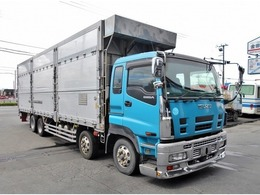 いすゞ ギガ チップ運搬車 PDG-CYJ77W8 山田車体
