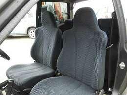 ☆助手席側からのアングルですL500シート☆