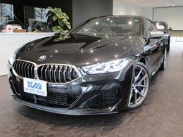 BMW 8シリーズグランクーペ M850i xドライブ 4WD パノラマガラスサンルーフ レーザーライト