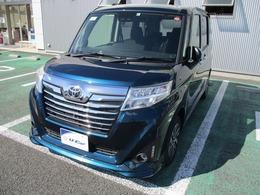 トヨタ ルーミー 1.0 カスタム G 当社試乗車!