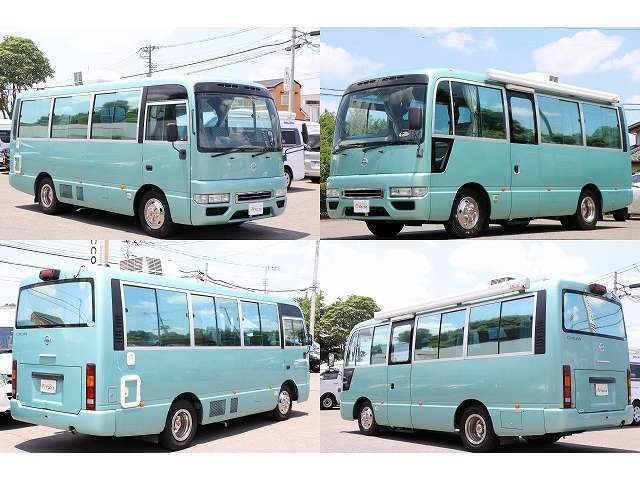 H21 シビリアン 3.0DT ハタナカ製キャンピングカー 乗車定員7名就寝目安4名 車両寸法628cm×211cm×295cm クルーズコントロール HDDナビ バックカメラ キーレス