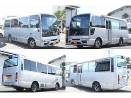 H18 シビリアンバス 4.9Dターボ ハタナカ製キャンピングカー バスコン 乗車定員7名 就寝定員目安4名 車両寸法 627cm×206cm×271cm ナビ ETC バックカメラ