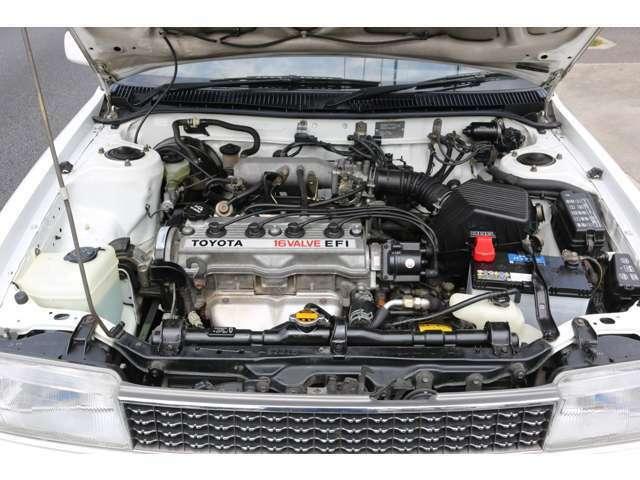 1600cc 4Aエンジン搭載車です!