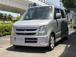 スズキ ワゴンR 660 FX-S リミテッド 禁煙車・5.7万キロ・修復歴なし・CD・