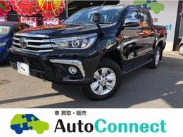 トヨタ ハイラックス 2.4 Z ディーゼルターボ 4WD ETC/バックカメラ/MTモード付/純正ホイール