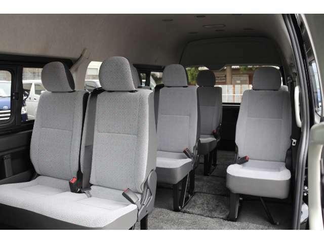 トヨタセーフティーセンスP付!先進安全装備も装着済みのコミューターを10人乗り3ナンバーワゴン登録で御用意します!事業用登録も可能です!