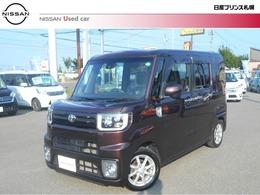 トヨタ ピクシスメガ 660 L SAII 4WD 両側電動スライドドア