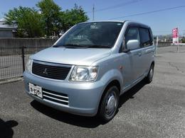 三菱 eKワゴン 660 M 4WD ベンチシート シートヒーター