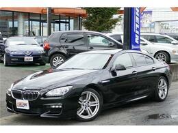 BMW 6シリーズグランクーペ 640i Mスポーツパッケージ フルセグナビTV  TVジャンパー  禁煙車