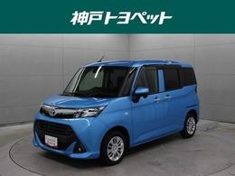 トヨタ タンク 1.0 X S 9型ナビ バックカメラ ETC SAII