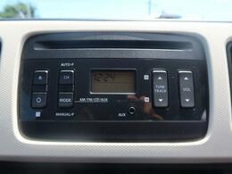 CDオーディオ付き!ラジオ視聴の機能も付いておりますので、ドライブが楽しくなりますね!