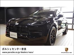 ポルシェ マカン GTS PDK 4WD 新車保証継承 オプション370万円