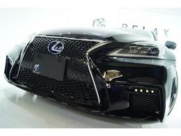 レクサス IS 250 バージョンS 新品3眼ヘッドライト新品スピンドル新品AW