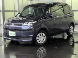 トヨタ スペイド 1.5 X 4WD 片側電動スラドア メモリナビ ワンオーナ