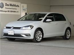 フォルクスワーゲン ゴルフ TSI ハイライン レザーシート・認定中古車保証1年付き