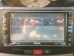 純正HDDナビ/スマートキー/社外アルミホイール/ヘッドライトレベライザー