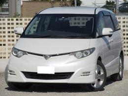 トヨタ エスティマ 2.4 アエラス 両側電動スライドドア・後席モニター・ナビ