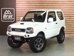 スズキ ジムニー 660 XG 4WD Bratウィング マナレイ16AW  2インチUP