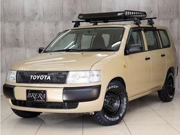 トヨタ プロボックスバン 1.3 DXコンフォートパッケージ 新品MTタイヤ ルーフラック ワンオーナー