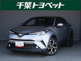 トヨタ C-HR 1.2 G-T 4WD Tコネクトナビ ETC Bモニター