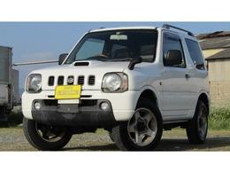 スズキ ジムニー 660 XC 4WD 社外デッキCD AUX ハンドル アルミ