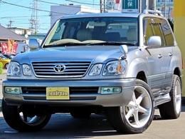トヨタ ランドクルーザーシグナス 4.7 プレミアムエディション 4WD