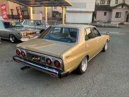 綺麗な車です!