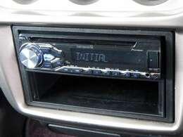 ★iphone対応USB付カロッツェリアCDチューナーDEH-4200装備車★ 音楽を聴きながらドライブをお楽しみいただけます!