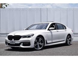 BMW 7シリーズ 740i Mスポーツ 認定中古 S/R 茶革 ACC HアップD 20AW  LED