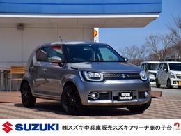 スズキ イグニス 1.2 ハイブリッド MZ LEDヘッドライト/シートヒーター