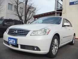 日産 フーガ 2.5 250GT ワンオーナー車 サンルーフ 2年間保証付