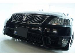 トヨタ クラウンアスリート 2.5 スペシャルナビパッケージ 新品19ホイール 新品タイヤ 新品車高調
