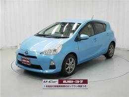 トヨタ アクア 1.5 S メモリーナビ・ワンセグTV・バックモニター