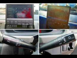 AC PS PW SRS ABS 集中ドアロック ETC 別体式タコグラフ 社外ポータブルナビ/バックカメラ連動