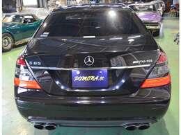 2006 MERCEDES BENZ AMG S65L