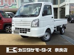スズキ キャリイ 660 KCエアコン・パワステ 3方開 軽自動車・AM/FMラジオ内蔵