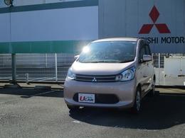 三菱 eKワゴン 660 M キーレス 運転席助手席エアバック A/C