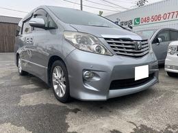 トヨタ アルファード 3.5 350S 8エアB ナビテレビ 後カメラ 天井モニタ-