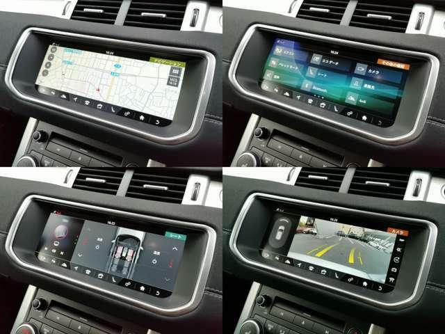 【10.2インチ・SSDナビゲーションプロシステム】地上波デジタル放送対応!サラウンドカメラ、CD/DVD再生、Bluetooth接続にも対応します!