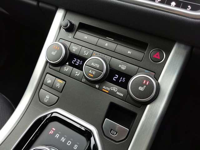 フロントシート左右にはシートヒーターをメーカーオプションにて装備しています!