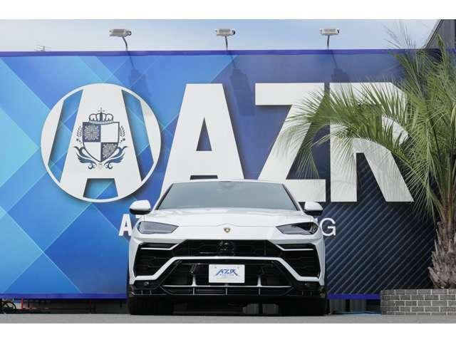 2018y ランボルギーニウルス 正規ディーラー車 フルカスタム車両が入庫しました!ZERODESIGNフルエアロを装着しておりノーマルには無いカッコよさとなっております!
