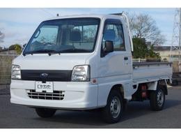 スバル サンバートラック 660 TC スーパーチャージャー 三方開 4WD オートマ/AC/PS/ラジオ