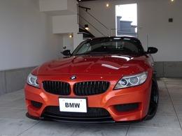 BMW Z4 sドライブ 20i Mスポーツ 内装 オレンジ ブラック