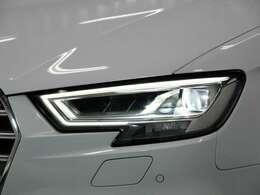 オプション マトリクスLEDヘッドライト!フロントダイナミックターンインディケーター☆関東最大級のAudi・VW専門店!豊富な専門知識・経験で納車後もサポートさせていただきます☆