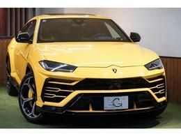 ランボルギーニ ウルス 4.0 4WD Bang&Olfsen 純正22AW パノラマ新車保証付