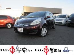 日産 ノート 1.5 15X 禁煙 CD スマキー ABS 車検2年含 保証付